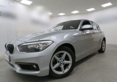 BMW Serie 1 116d 5p. Advantage Glaciersilber Usato Garantito