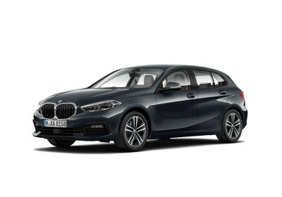 BMW Serie 1 116d 5p. Business Advantage aut. Mineral Grau Da immatricolare