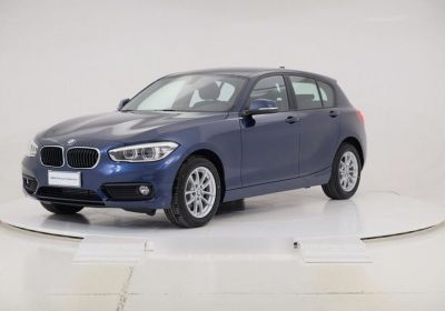 BMW Serie 1 116d 5p. Digital Edition Mediterranean Blue Km 0