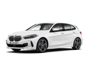 BMW Serie 1 116d 5p. MSport aut. Alpinweiss III  Da immatricolare