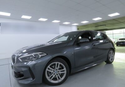 BMW Serie 1 116d 5p. MSport aut. Mineral Grau Usato Garantito