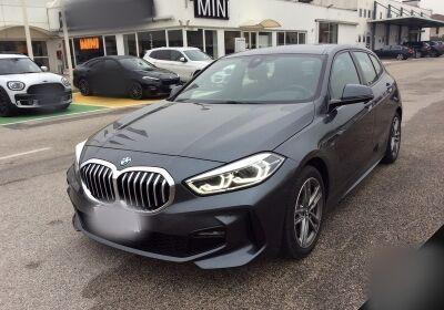 BMW Serie 1 116d 5p. MSport aut. Mineral Grey Usato Garantito