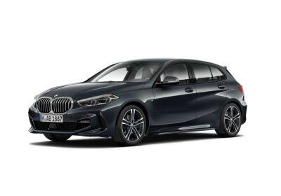 BMW Serie 1 116d 5p. MSport aut. Mineral Grau Da immatricolare