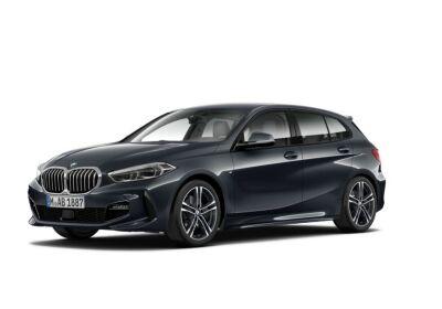 BMW Serie 1 116d 5p. MSport aut. Mineral Grey Da immatricolare