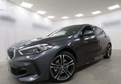 BMW Serie 1 116d 5p. MSport aut. Mineral Grey Km 0