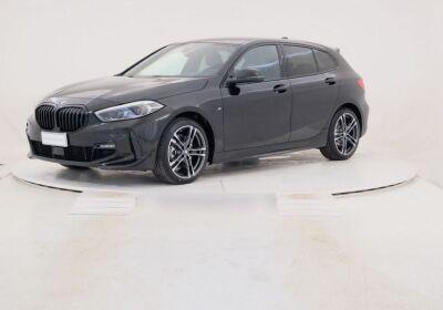 BMW Serie 1 116d 5p. MSport aut. Saphirschwarz Km 0