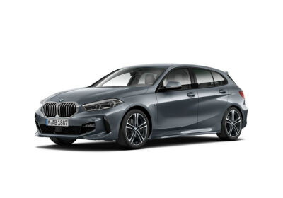 BMW Serie 1 116d 5p. MSport aut. Storm Bay Da immatricolare