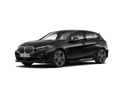 BMW Serie 1 116d 5p. MSport aut. Saphirschwarz Da immatricolare