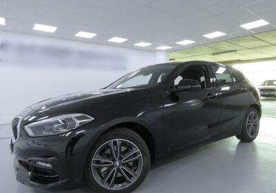 BMW Serie 1 116d 5p. Sport Saphirschwarz Usato Garantito