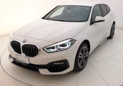 BMW Serie 1 116d 5p. Sport Alpinweiss III  Usato Garantito
