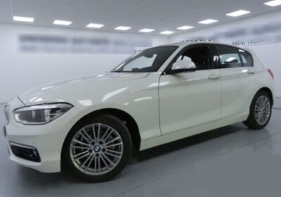 BMW Serie 1 116d 5p. Alpinweiss III  Usato Garantito