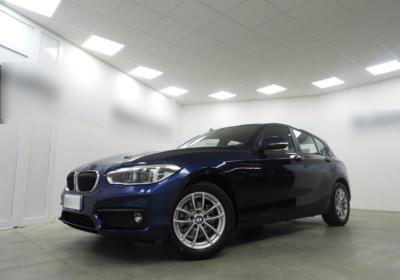 BMW Serie 1 116i Advantage 5p Mediterranean Blue Da immatricolare