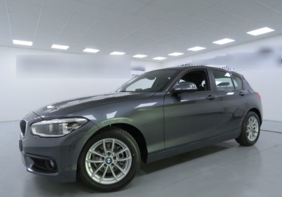 BMW Serie 1 116i Advantage 5p Mineral Grau Km 0