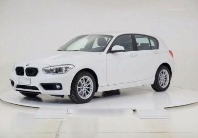 BMW Serie 1 118d 5p. Advantage Auto Alpinweiss III  Km 0