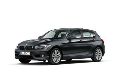 BMW Serie 1 118d 5p. Advantage Auto Mineral Grau Km 0