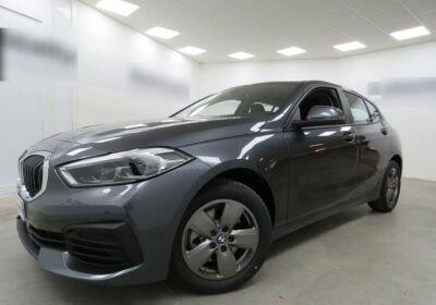 BMW Serie 1 118d 5p. Business Advantage Auto Mineral Grau Usato Garantito