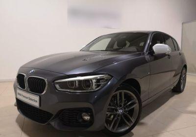BMW Serie 1 118d 5p. Msport aut. Mineral Grau Km 0