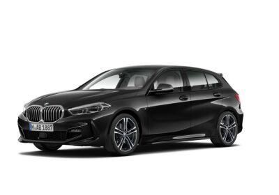 BMW Serie 1 118d 5p. MSport aut. Saphirschwarz Da immatricolare