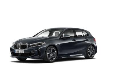 BMW Serie 1 118d 5p. Sport Auto Mineral Grey Usato Garantito