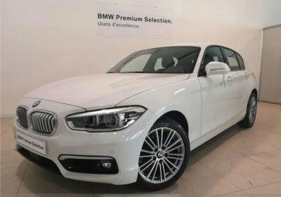 BMW Serie 1 118d 5p. Urban Aut. Alpinweiss III  Km 0