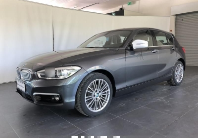 BMW Serie 1 118d 5p. Urban Aut. Mineral Grau Km 0