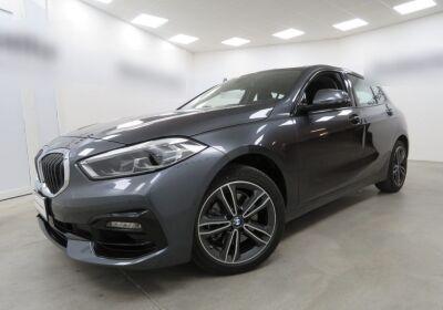 BMW Serie 1 118i Sport auto Mineral Grey Usato Garantito