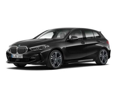 BMW Serie 1 120d Msport auto Saphirschwarz Da immatricolare