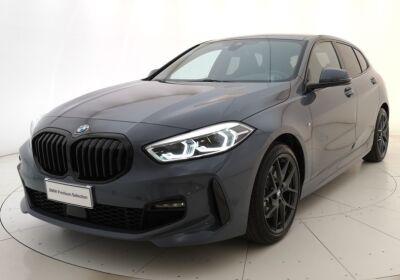 BMW Serie 1 120d Msport xdrive auto Storm Bay Usato Garantito