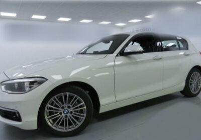 BMW Serie 1 BMW 116d 5p. Urban Alpinweiss III  Usato Garantito