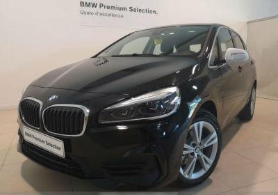 BMW Serie 2 216d Active Tourer Business Schwarz Km 0