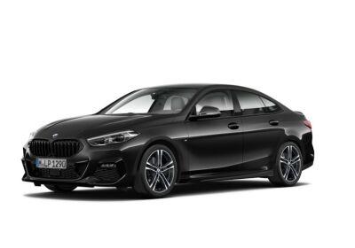BMW Serie 2 216d Gran Coupe Msport auto Saphirschwarz Da immatricolare