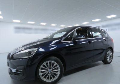 BMW Serie 2 218d act.tourer Luxury Imperial blue Km 0