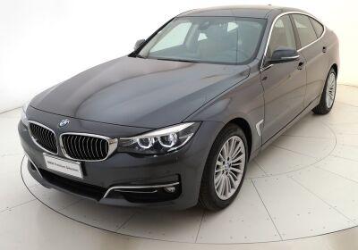 BMW Serie 3 G. T. Gran Turismo Luxury auto Mineral Grau Usato Garantito