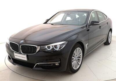 BMW Serie 3 G. T. Gran Turismo Luxury auto Saphirschwarz Usato Garantito