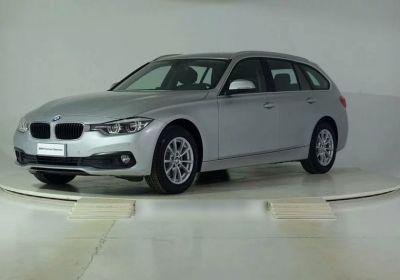 BMW Serie 3 316d Touring Business Advantage Automatica Mineral Grau Km 0