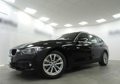 BMW Serie 3 316d Touring Business Advantage Automatica Saphirschwarz Da immatricolare