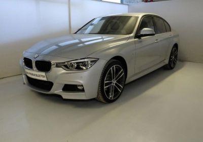 BMW Serie 3 318d Msport Automatica Glaciersilber Km 0