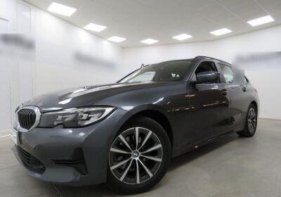 BMW Serie 3 318d Touring Business Advantage aut. Mineral Grey Usato Garantito
