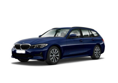 BMW Serie 3 318d Touring Business Advantage aut. Mediterranean Blu Km 0
