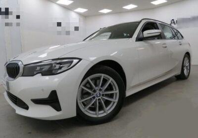 BMW Serie 3 320d touring Business Advantage auto Alpinweiss III  Usato Garantito