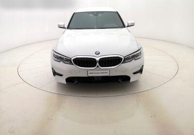 BMW SERIE 3 330e Sport Mineral White Usato Garantito