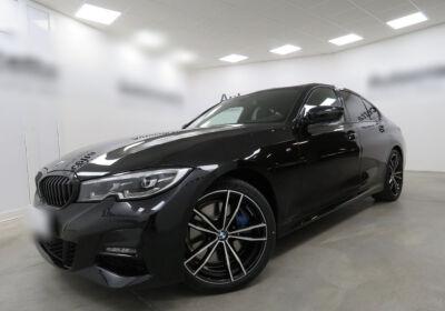 BMW Serie 3 48V xDrive Msport Auto Saphirschwarz Da immatricolare