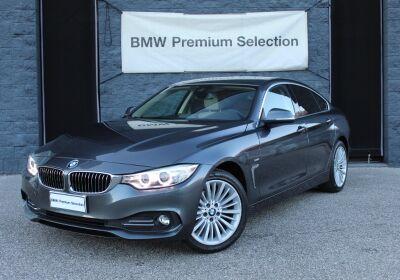 BMW Serie 4 420d xDrive Gran Coupé Luxury Mineral Grey Usato Garantito