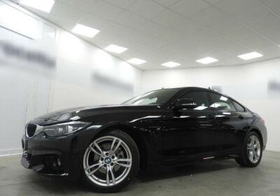 BMW Serie 4 G.C. 420d Gran Coupé Msport Aut. Saphirschwarz Usato Garantito