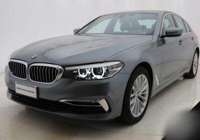 BMW 520i Luxury Bluestone Usato Garantito