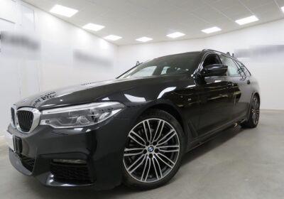 BMW Serie 5 520d 48V Touring Msport Auto Saphirschwarz Usato Garantito