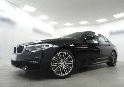 BMW Serie 5 520d MSport Auto Carbon Black Usato Garantito