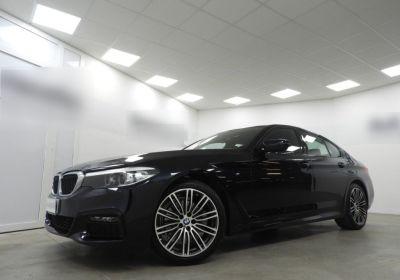 BMW Serie 5 520d MSport Auto Carbonschwarz Usato Garantito