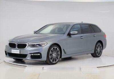 BMW Serie 5 520d Touring MSport Auto. Bluestone Km 0