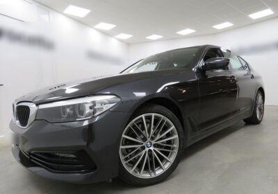BMW Serie 5 520i Msport Sophisto Grey Usato Garantito